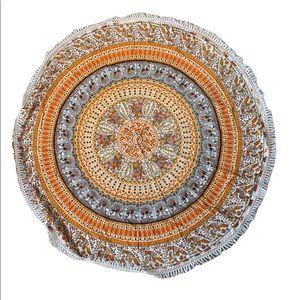 Unique Handmade Tapestry